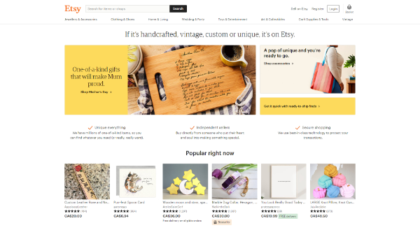 How to Sell on Etsy The 6 Fatal Mistakes That Killed My Etsy Shop