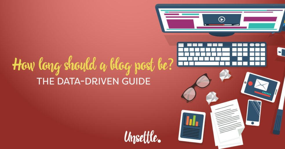 How Long Should a Blog Post Be The Data-Driven Guide